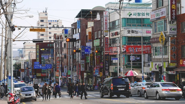 southkorearoad